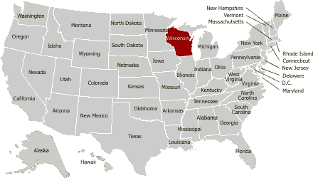 Hauptstadt Von Wisconsin 7 Buchstaben